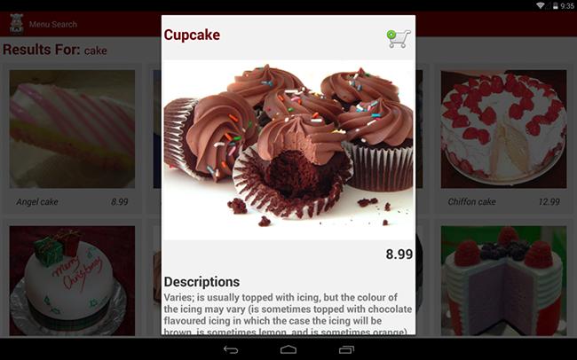 Добавляем в Android-приложение систему локального поиска - 2