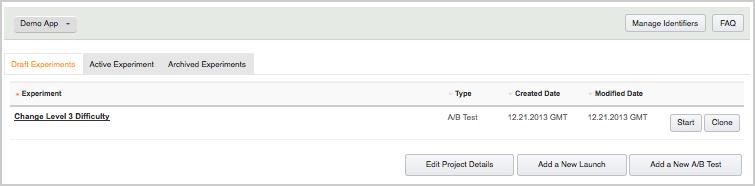 Инструменты для A-B-тестирования iOS-приложений - 10