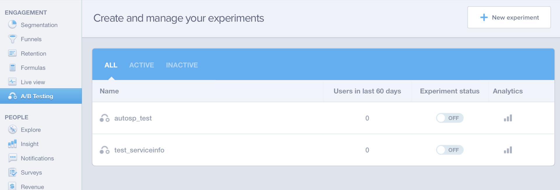 Инструменты для A-B-тестирования iOS-приложений - 7