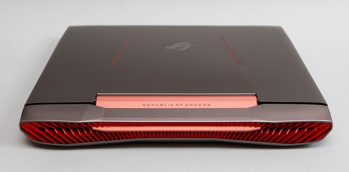 Обзор игрового ноутбука G752VY - 11