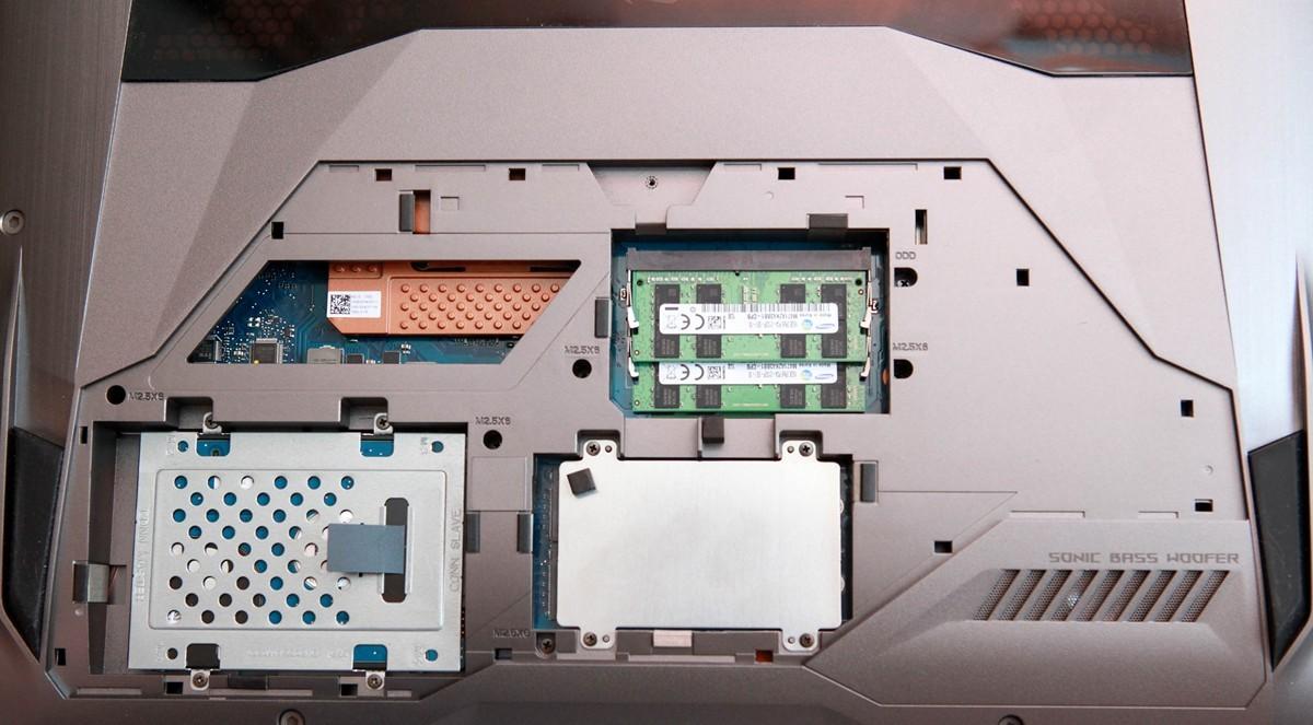 Обзор игрового ноутбука G752VY - 18