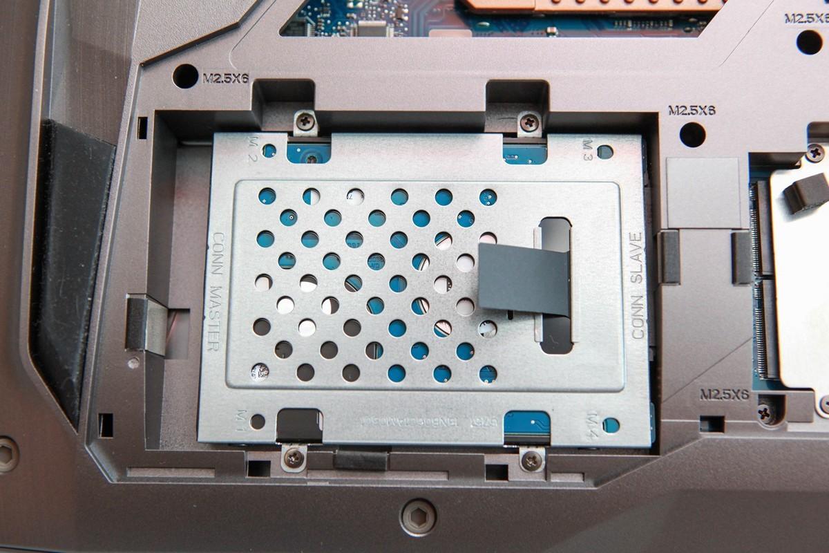 Обзор игрового ноутбука G752VY - 19