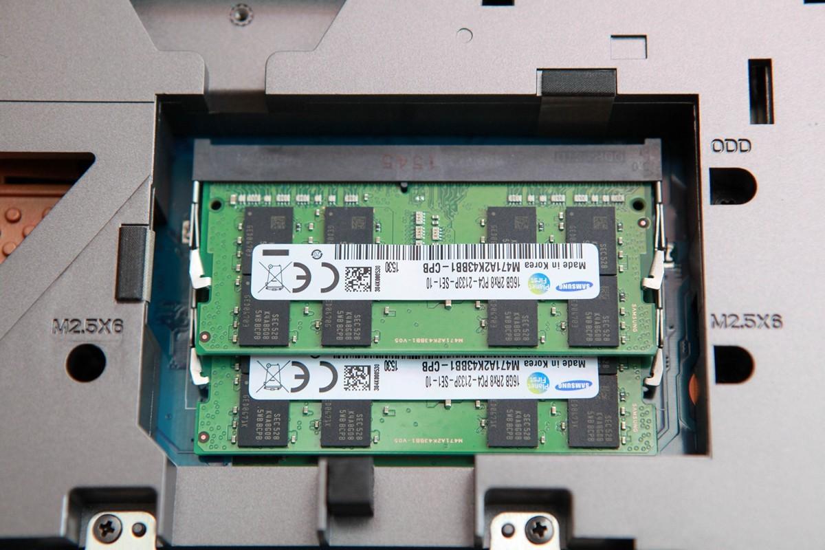 Обзор игрового ноутбука G752VY - 21