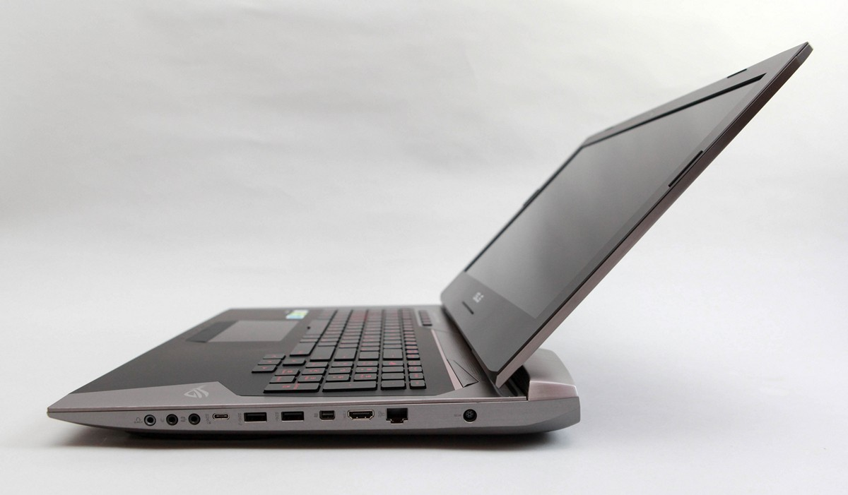 Обзор игрового ноутбука G752VY - 23
