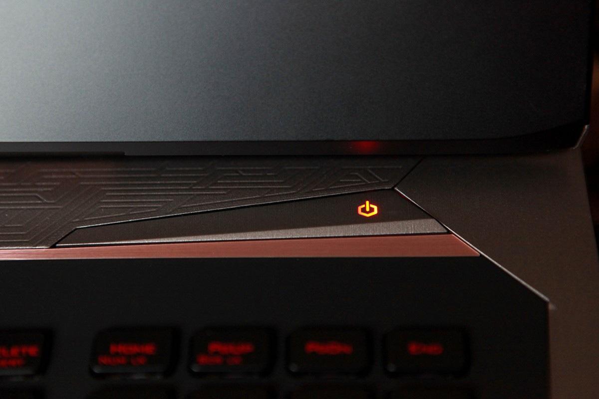 Обзор игрового ноутбука G752VY - 30