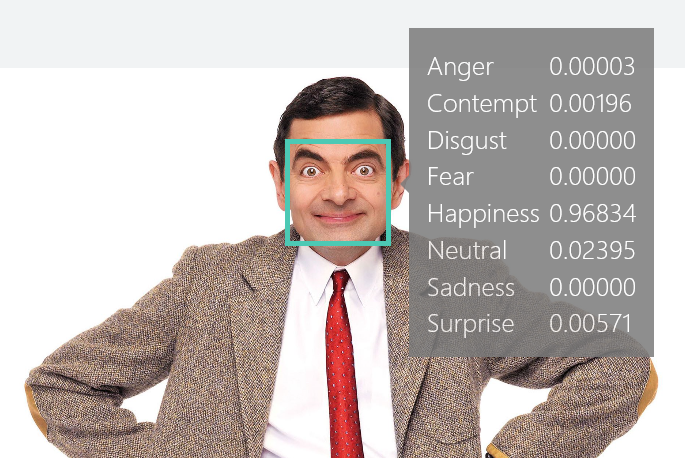 Распознаем эмоции в приложении UWP с помощью API Project Oxford - 1