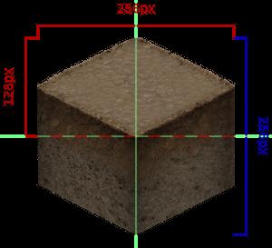 Создание 2D тайловой карты на QML. Часть 1 - 2