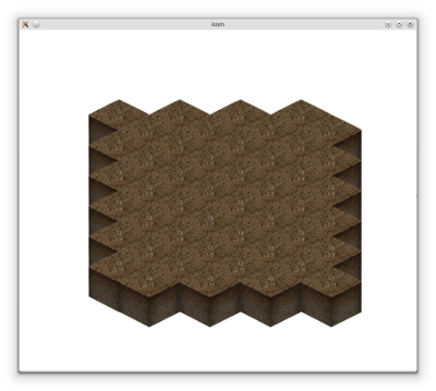 Создание 2D тайловой карты на QML. Часть 1 - 3