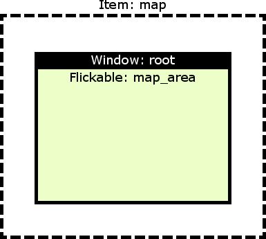 Создание 2D тайловой карты на QML. Часть 1 - 4