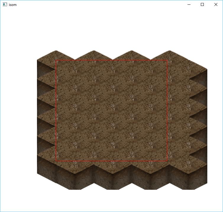 Создание 2D тайловой карты на QML. Часть 1 - 6