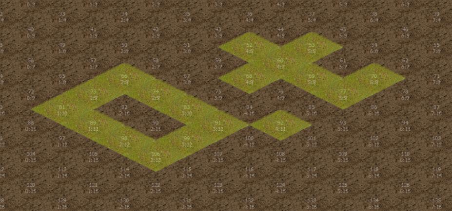Создание 2D тайловой карты на QML. Часть 1 - 1