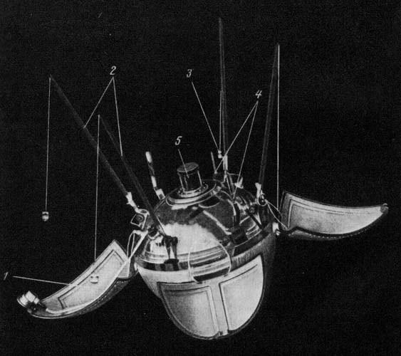 50 лет первым снимкам с поверхности Луны - 2