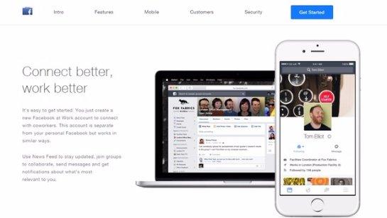 Facebook открыла доступ к бета-версии новой соцсети