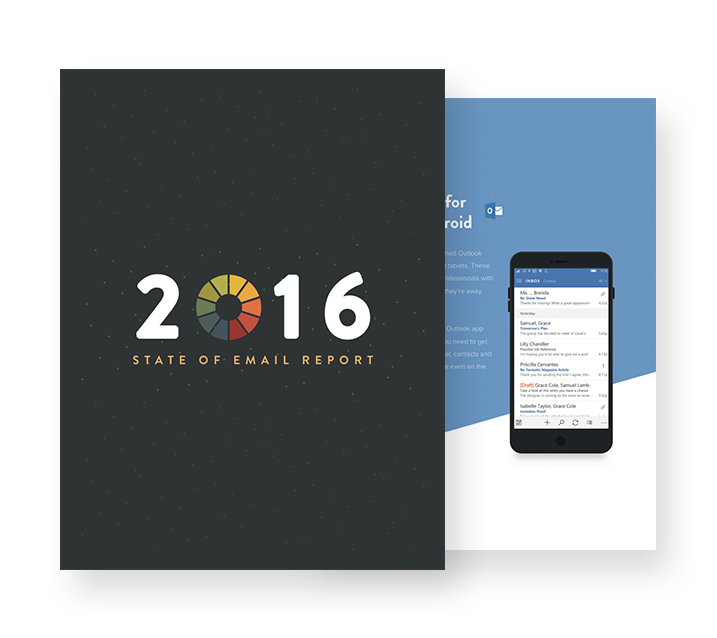 Litmus: State of Email Report 2016