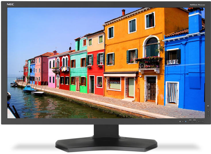 В мониторе NEC MultiSync PA322UHD-2 установлена панель типа IPS, в которой используется технология IGZO