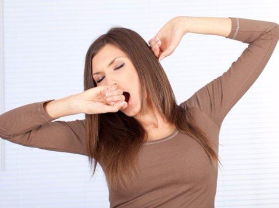 «Заразительная зевота» больше присуща женщинам, нежели мужчинам