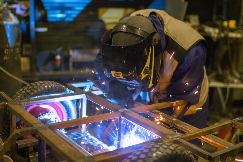 Большой брат — собираем боевого робота в гараже - 8