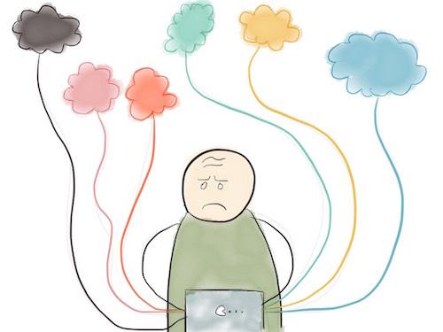 Две причины выкинуть клиент вашего облачного хранилища на свалку - 1