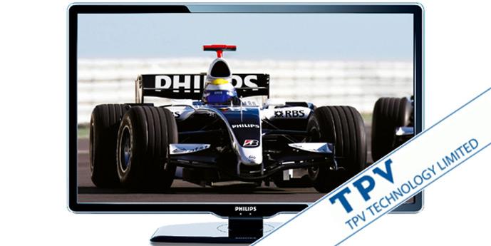Мировые поставки ЖК-телевизоров тайваньской сборки за год снизились на 3,8%