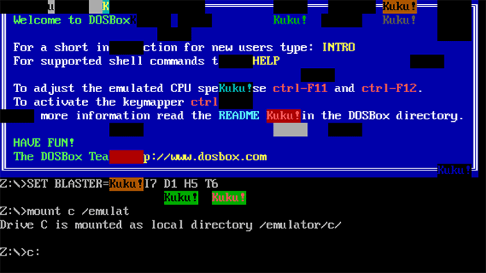 На Archive.org теперь можно запускать старые DOS-вирусы - 3