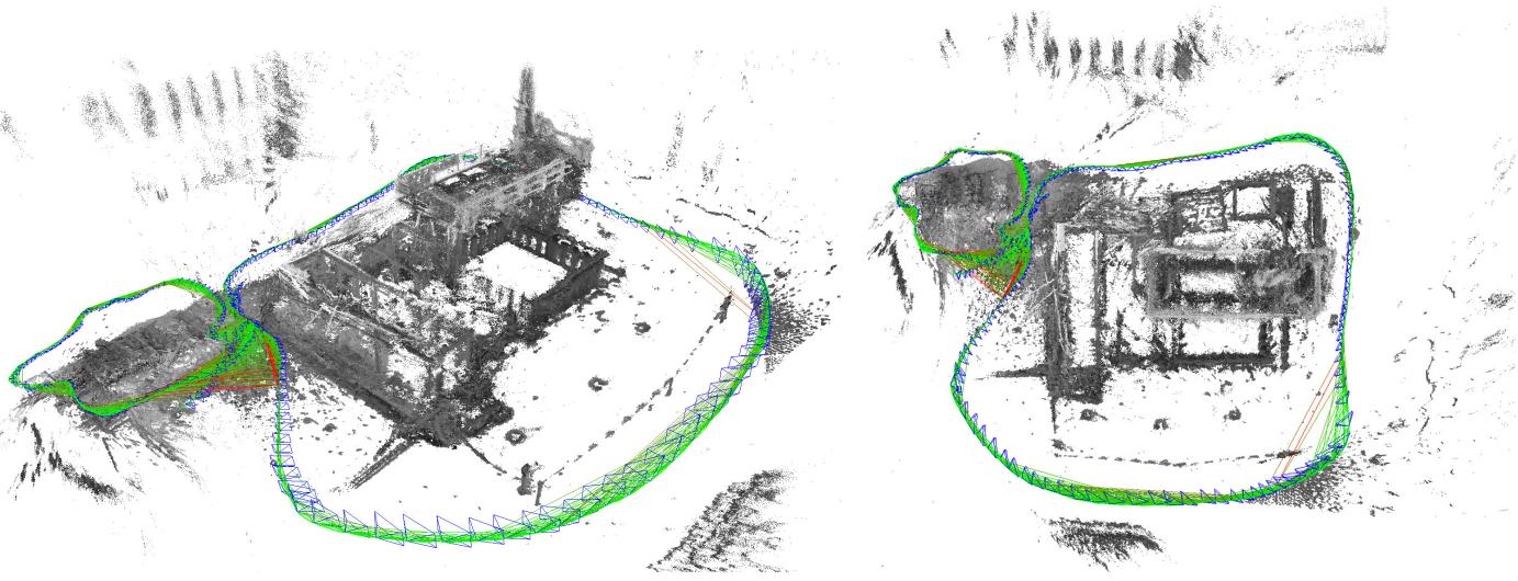 Навигация квадрокоптера с использованием монокулярного зрения - 3