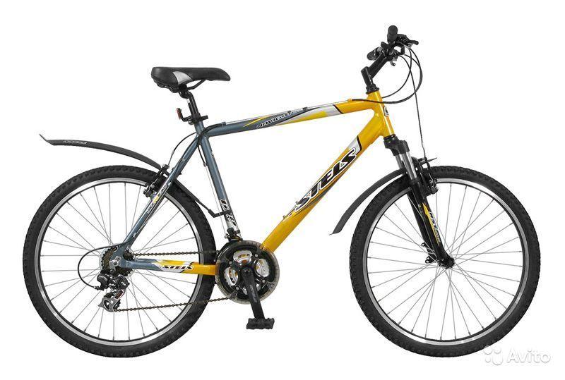 Новая жизнь бюджетного горного велосипеда, превращение в электричку - 1