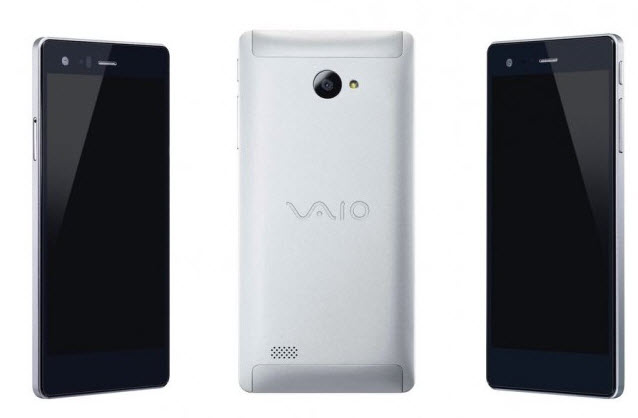 Смартфон VAIO Phone Biz с Windows 10 Mobile нацелен на бизнес-аудиторию - 1