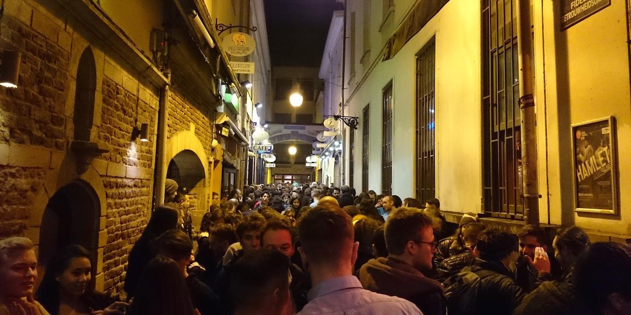 Вафли против технологий на FOSDEM 2016 - 5