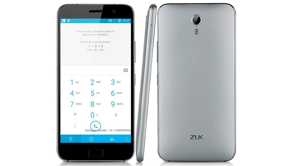 Весной в России начнет продаваться смартфон ZUK Z1. Что это за устройство и причем здесь Lenovo? - 5