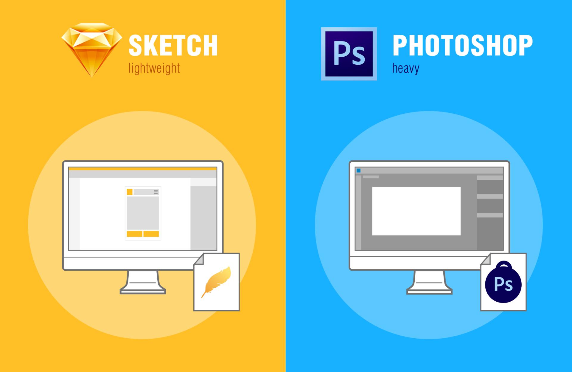 Photoshop, Sketch инструментарий UI-UX-дизайнеров: что выбрать для разработки интерфейсов? - 5