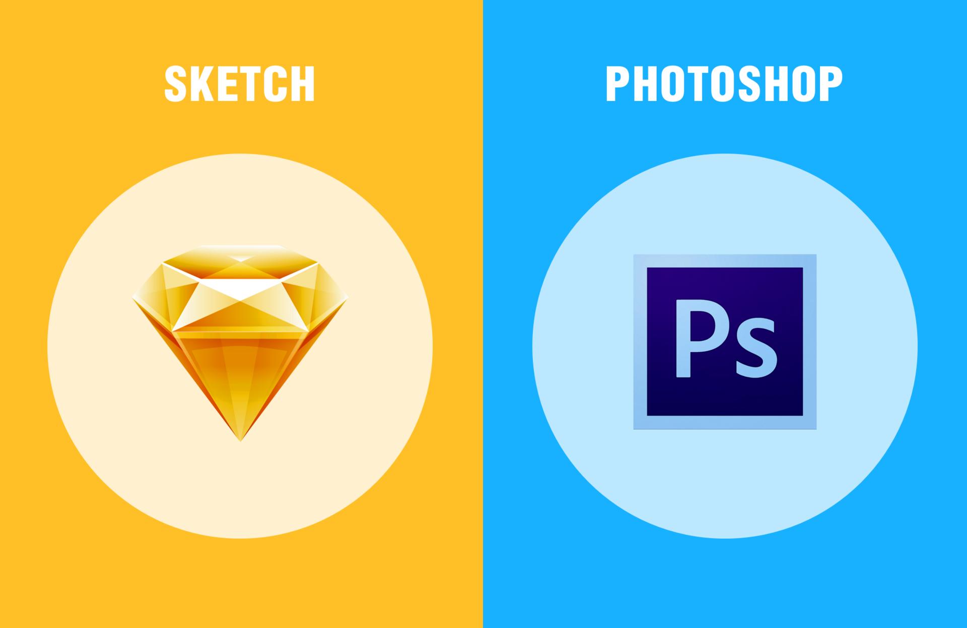 Photoshop, Sketch инструментарий UI-UX-дизайнеров: что выбрать для разработки интерфейсов? - 1