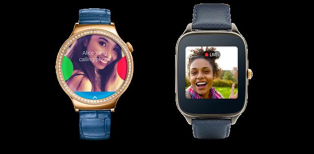 Свежее обновление Android Wear добавляет новые жесты и не только