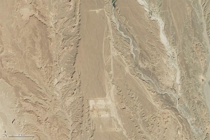 В Марокко запустили крупнейший в мире концентратор солнечной энергии - 2
