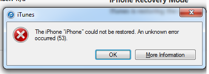 Apple уверяет, что «Ошибка 53» призвана защитить пользователей - 1