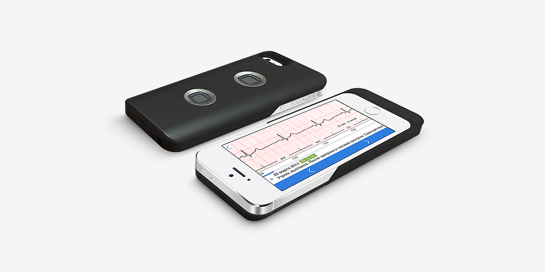 CardioQVARK — мобильный гаджет для контроля работы сердца - 1