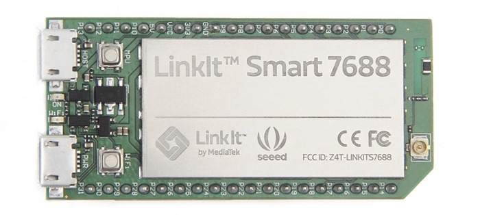 MediaTek LinkIt Smart 7688 – платформа для IoT и систем автоматизации - 4