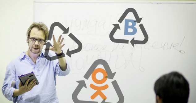Михаил Гуревич, директор 101StartUp управляющий Fishki.Net