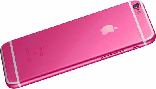 iPhone 5SE выйдет в розовом цвете