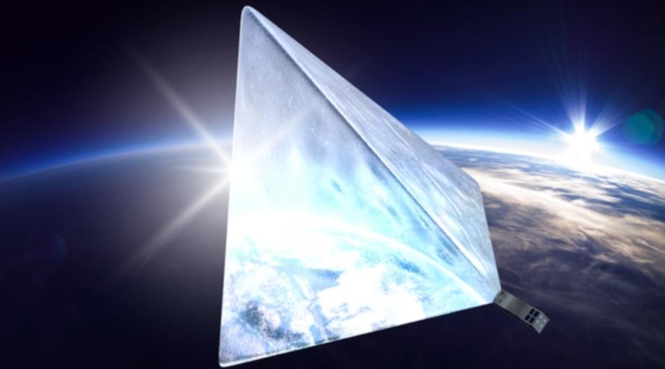 Рукотворная звезда позовет в космос - 1