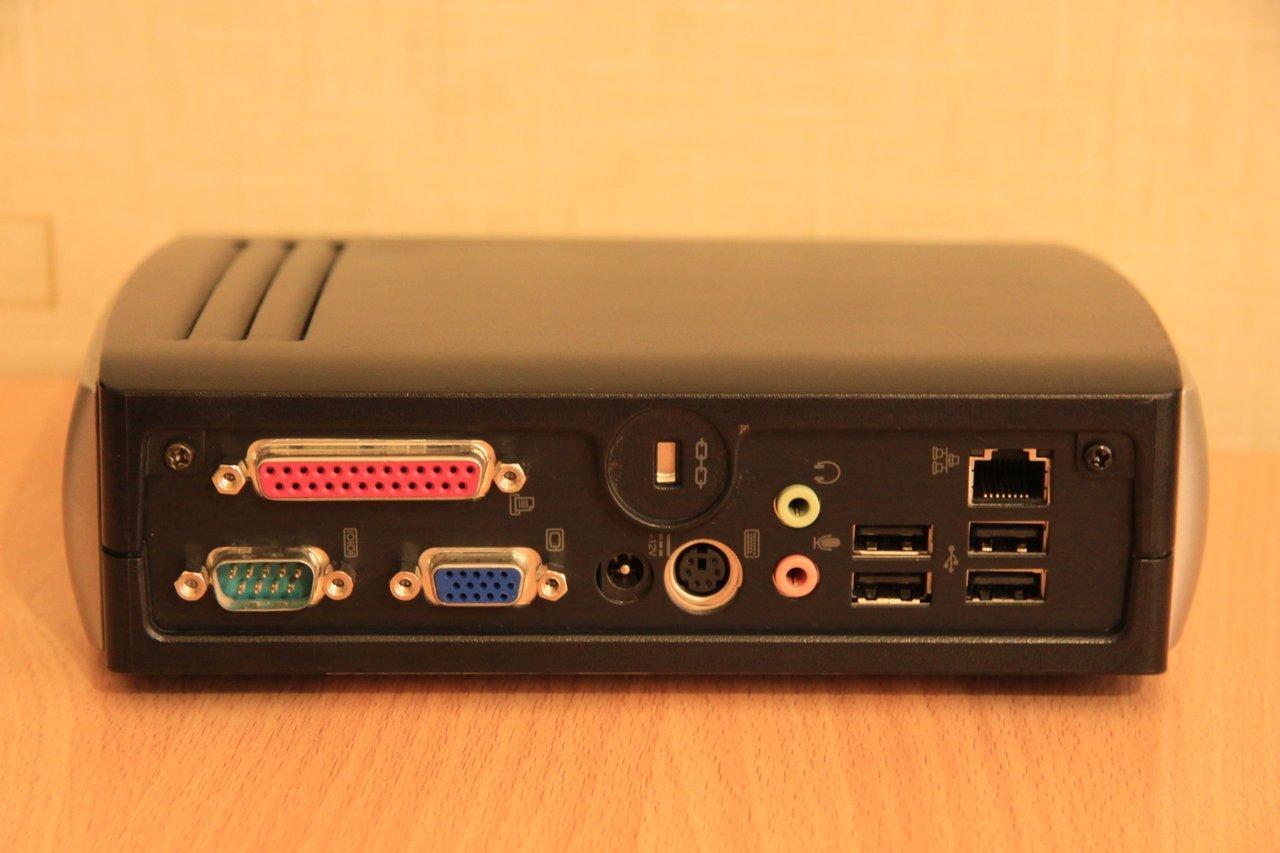 Запускаем DOS игры на тонком клиенте HP Compaq t5520 2006 года выпуска - 6