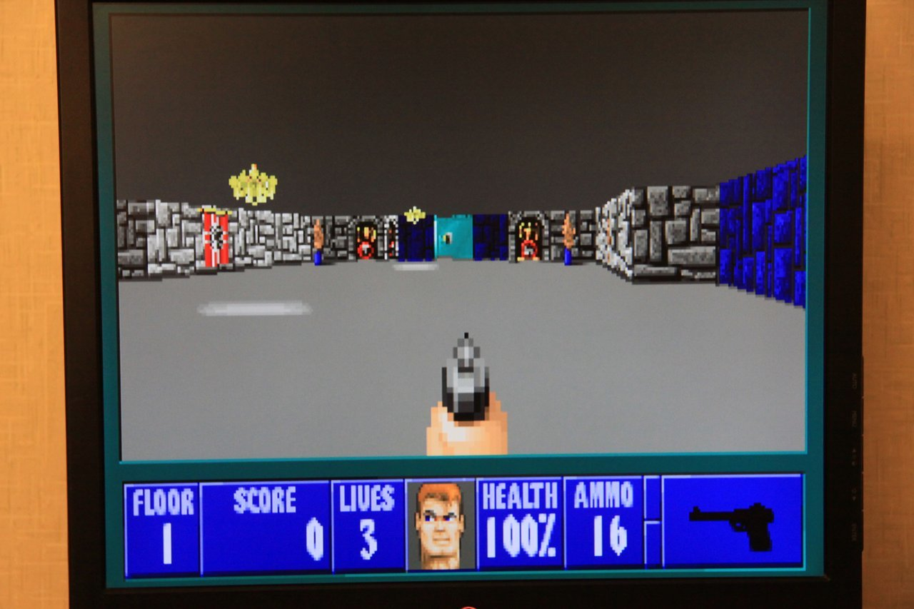 Запускаем DOS игры на тонком клиенте HP Compaq t5520 2006 года выпуска - 60