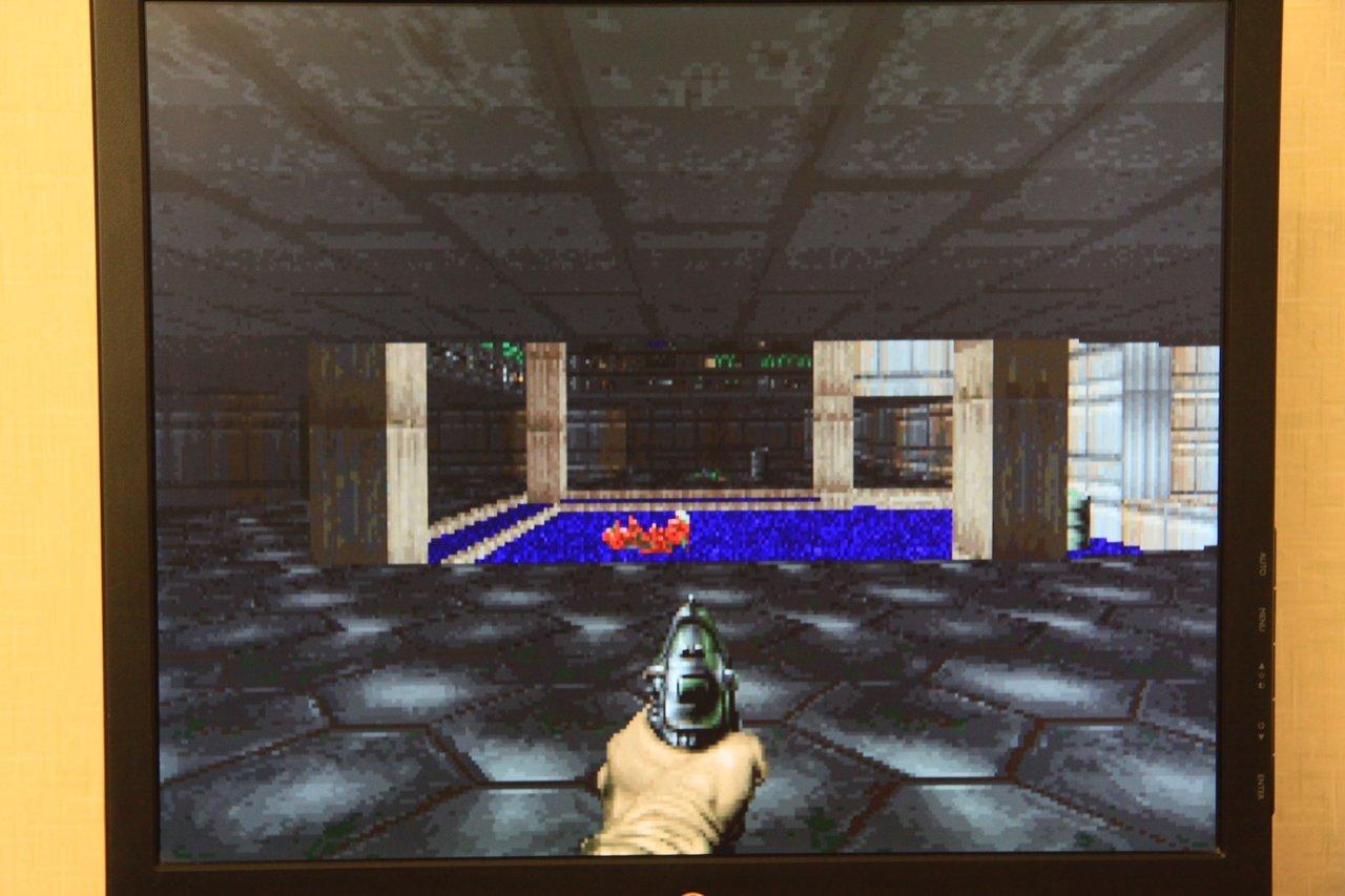 Запускаем DOS игры на тонком клиенте HP Compaq t5520 2006 года выпуска - 62