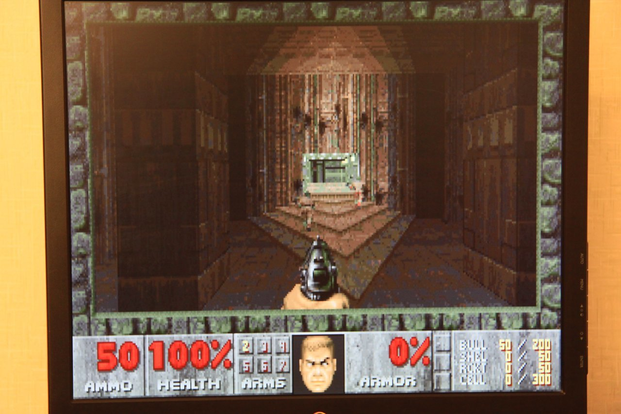 Запускаем DOS игры на тонком клиенте HP Compaq t5520 2006 года выпуска - 65