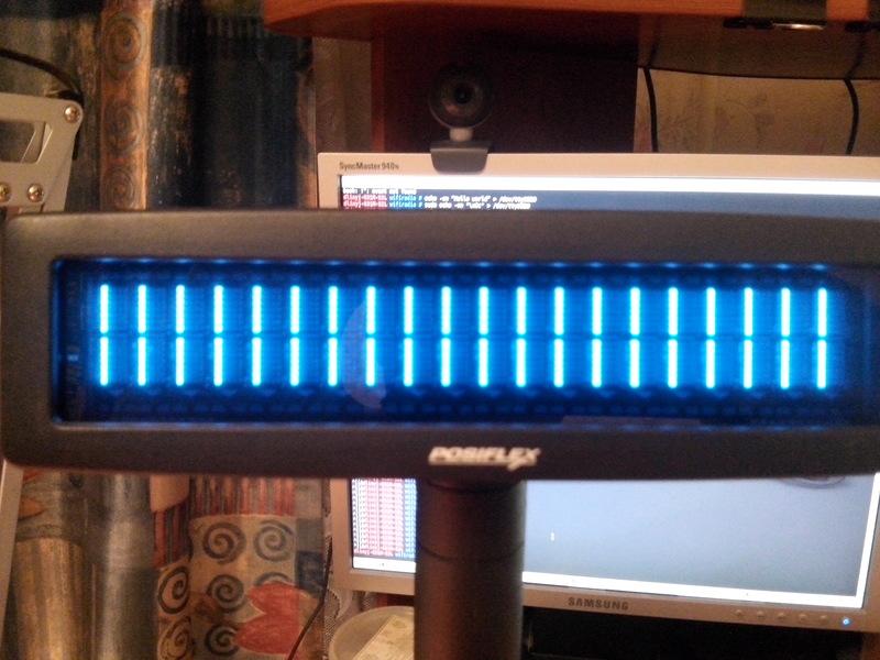 Wifi-радио с тёплым ламповым дисплеем. Часть 1. Дисплей - 17