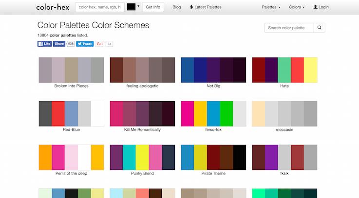 Цвет в дизайне - 25
