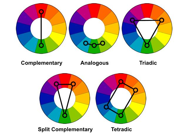 Цвет в дизайне - 3