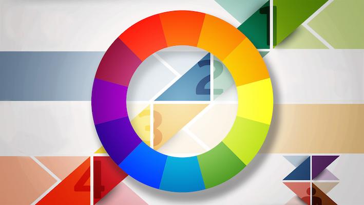 Цвет в дизайне - 1