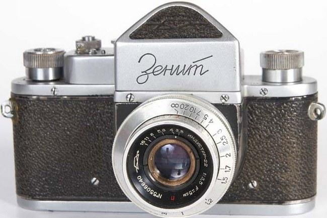Под маркой «Зенит» могут начать выпускать новые люксовые фотоаппараты - 1