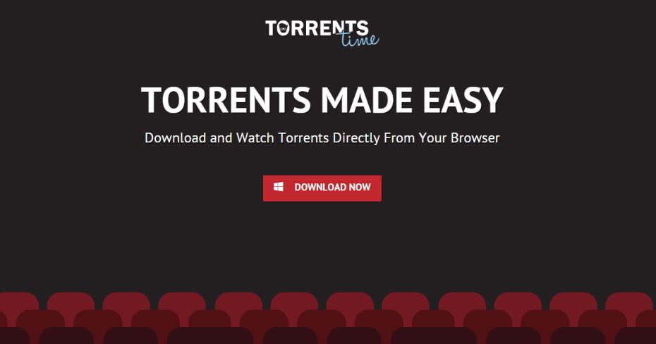 Против браузерного плагина Torrents Time (Popcorn Time в браузере) уже ведут кампанию антипираты - 1