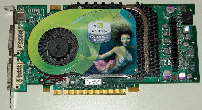 Развитие видеокарт в 2000-х годах - 15
